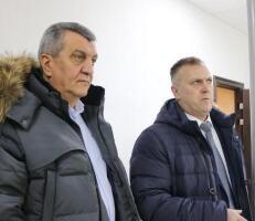 Полпреду в Новосибирске представили инновационные разработки компании НПО СибБиовет